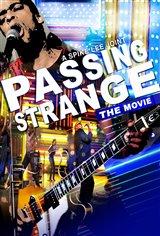 Passing Strange The Movie Affiche de film