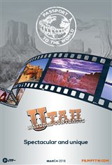 Passport to the World - Utah: Natural Contrasts Movie Poster
