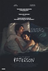 Paterson Movie Poster Movie Poster