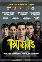 Patients Affiche de film