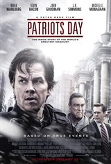 Patriots Day Movie Poster