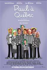 Paul à Québec Movie Poster
