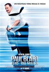 Paul Blart : Flic du mail 2 Affiche de film