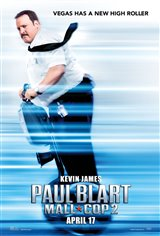 Paul Blart: Mall Cop 2 Movie Poster Movie Poster