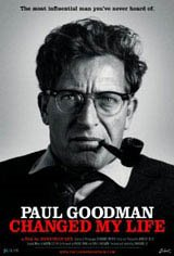 Paul Goodman Changed My Life Movie Poster