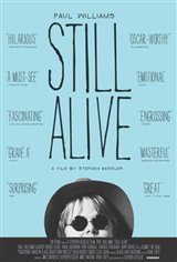 Paul Williams: Still Alive Movie Poster Movie Poster
