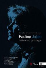 Pauline Julien, intime et politique (v.o.f.) Affiche de film