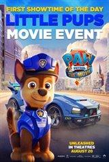 Paw Patrol: The Movie - Little Pups Movie Event Affiche de film