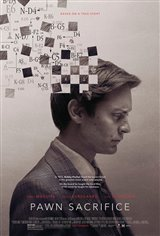 Pawn Sacrifice Movie Poster