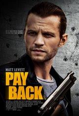 Payback Affiche de film