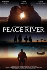Peace River Large Poster
