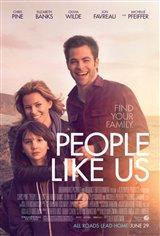 People Like Us Large Poster