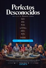 Perfect Strangers (Perfectos Desconocidos) Movie Poster
