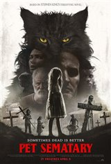 Pet Sematary Movie Poster Movie Poster