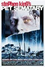 Pet Sematary (1989) Movie Poster