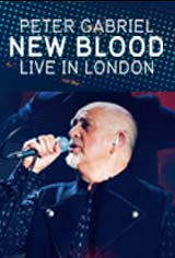 Peter Gabriel: New Blood - Live in London in 3D Movie Poster