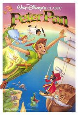 Peter Pan (1953) Movie Poster