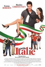 Petite Italie Affiche de film