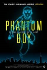Phantom Boy (Dubbed) Affiche de film