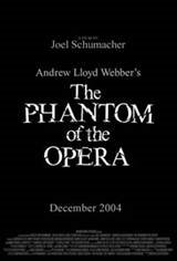 Phantom of the Opera (Live Music) Movie Poster