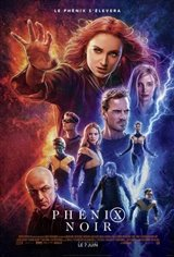 Phénix noir Movie Poster