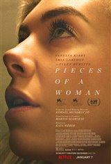 Pieces of a Woman (Netflix) Affiche de film