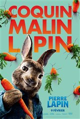 Pierre Lapin Movie Poster