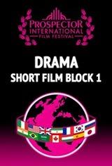 PIFF - Short Drama Block 1 Large Poster