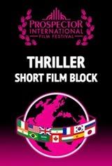 PIFF - Short Thriller Block Large Poster