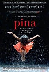 Pina Movie Poster