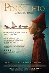 Pinocchio Movie Poster Movie Poster