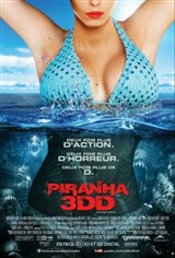 Piranha 3DD (v.f.) Movie Poster