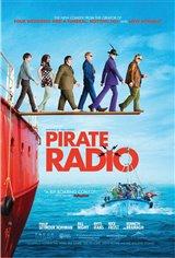 Pirate Radio Movie Poster Movie Poster