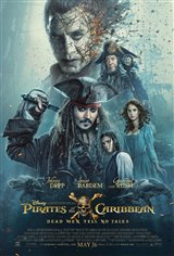 Pirates of the Caribbean: Dead Men Tell No Tales Movie Poster Movie Poster