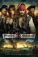 Pirates of the Caribbean: On Stranger Tides Large Poster