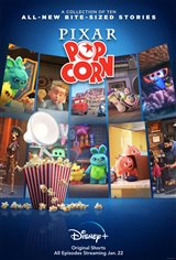 Pixar Popcorn (Disney+) Movie Poster