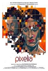 Pixelia Large Poster