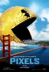 Pixels (v.f.) Affiche de film