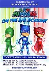 PJ Masks Pajama Party Movie Poster