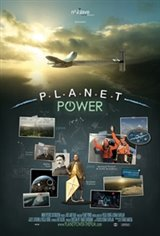 Planet Power 3D Large Poster