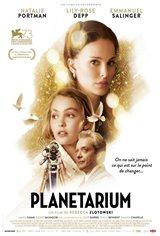Planetarium Affiche de film