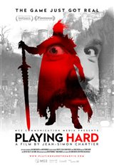 Playing Hard : Quand le jeu devient réalité (v.o.a.s-t.f.) Affiche de film