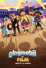 Playmobil : Le film Movie Poster