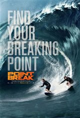 Point Break Affiche de film