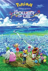 Pokémon the Movie: The Power of Us Movie Poster