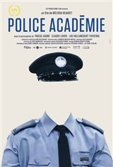 Police académie Large Poster
