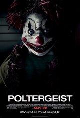 Poltergeist 3D Movie Poster