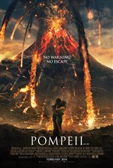 Pompeii Movie Poster
