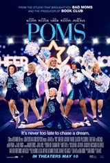Poms w/ Special Appearance by the Sun City Poms Large Poster