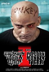 Popcorn Monkey Tiger Affiche de film